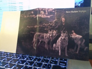 Steve Hackett / Wolflight